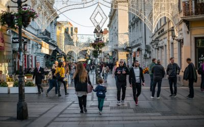 Knez Mihajlova street